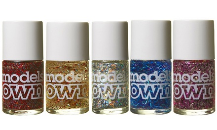 FivePack Models Own Fireworks Collection Nail Polish for £4.99