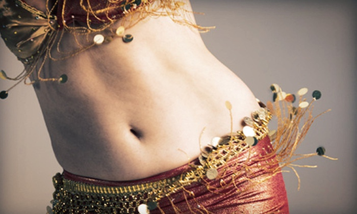 Art/Dance Academy - Mira Costa: 6 Eastern Arabic Belly Dance Classes, or 10 Classes with a Hip Scarf and Workshop at Art/Dance Academy (Up to 66% Off)