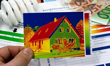 Erstellung eines Energieverbrauchsausweises für eine Immobilie von Sinn und Raum für 19,90 € (80% sparen*)