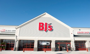 50% Off a One-Year BJ's Wholesale Club Membership at BJ's Wholesale Club, plus 6.0% Cash Back from Ebates.
