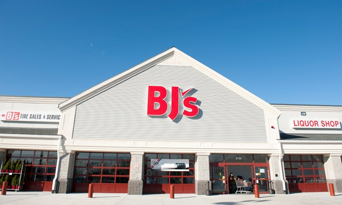 BJ's - Westchester County: $5 for a 60-Day BJ's Membership and a $10 BJ's Gift Card ($10 Value)