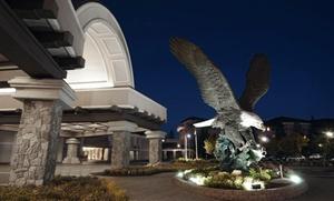 Oregon Casino Hotel in Umpqua Valley at Seven Feathers Casino Resort, plus 6.0% Cash Back from Ebates.