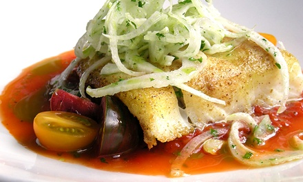 $30 for $50 Worth of Northwest Seafood and Steaks for Dinner at Ponti Seafood Restaurant & Bar