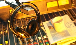 The Academy of Radio Broadcasting: $52 for a Three-Hour Radio DJ Production Experience at The Academy of Radio Broadcasting ($300 Value)