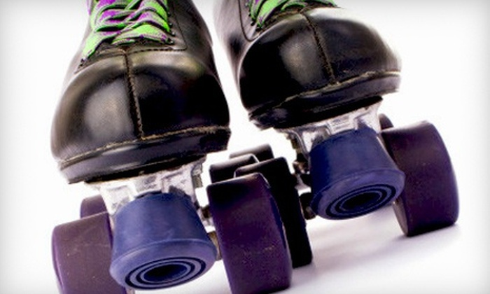 Skateland & Great Skate Glendale - Multiple Locations: Roller-Skating for Two or Four, or Birthday Package for Up to 10 at Skateland & Great Skate Glendale (Up to 53% Off)