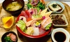 3-Course Chirashi Meal for 2