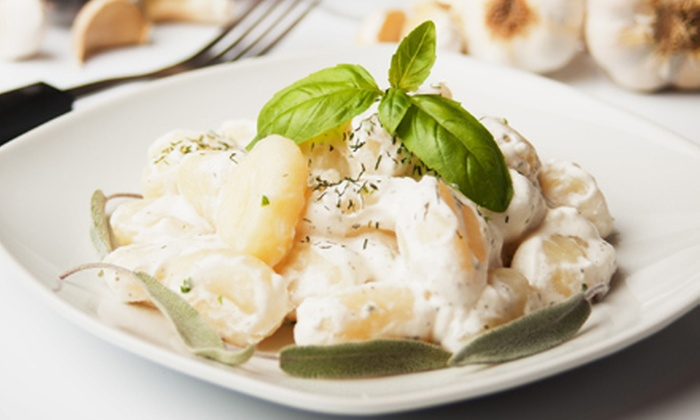 Nina's Trattoria - Bella Vista - Southwark: Lunch for Two or $20 for $40 Worth Of Italian Fare at Nina's Trattoria