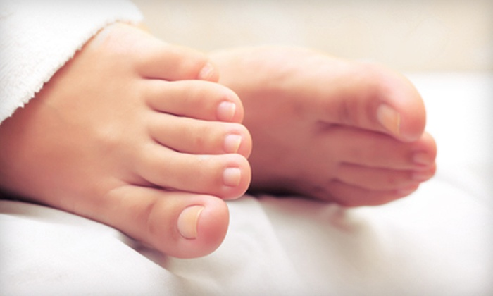 Family Foot Care NYC - Multiple Locations: Laser Toenail-Fungus Treatment for One or Both Feet at Family Foot Care NYC (75% Off)