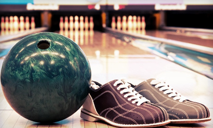 Green Valley Lane - Green Valley: Two or Three Games of Bowling with Pizza and Shoe Rental for Up to Six at Green Valley Lanes (Up to 60% Off)
