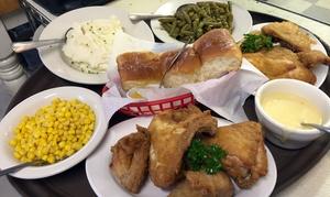 Hilltop Restaurant: Family-Style Dinner for Two or Four at Hilltop Restaurant (Up to 40% Off)
