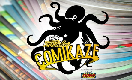 Stan Lees Comikaze Expo: the Comic Con of L.A. on Sat., Sept. 15 or Sun., Sept. 16: 1-Day VIP-Pass Package (a $30 value) - Stan Lees Comikaze Expo: the Comic Con of L.A. in Los Angeles