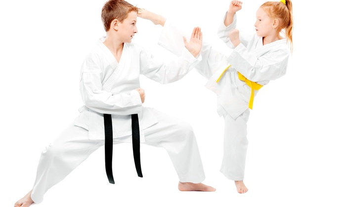 Jeff Smith's Mile High Karate - Richland Acres: Karate Party for Up to 25 Guests or Eight Karate Lessons with Uniform at Jeff Smith's Mile High Karate (Up to 73% Off)