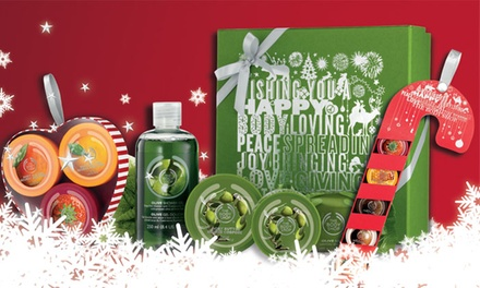 Natural Skincare, Makeup, Hair, and Body Products at The Body Shop. Two Options Available.
