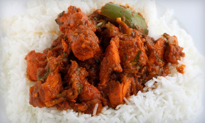 Elixir Restaurant & Lounge - Renton: Indian Meal for Four or $10 for $20 Worth of Indian Fare at Elixir Restaurant & Lounge in Renton