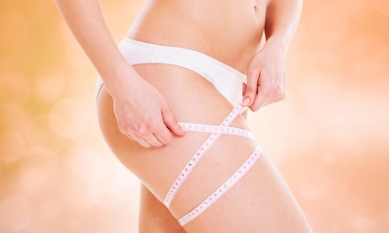 Two or Four Laser Lipo Sessions with Wraps at Body Perfections (Up to 50% Off)
