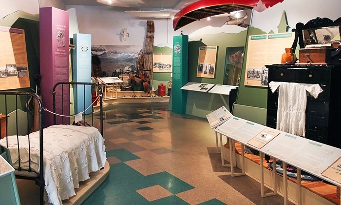 Jasper-Yellowhead Museum & Archives - Jasper National Park: Admission for Two or Family Admission for Up to Five at Jasper-Yellowhead Museum & Archives (Up to 42% Off)