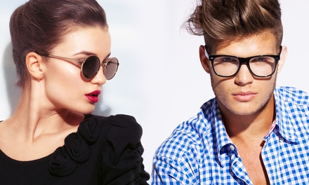 C$49 for C$200 Toward Prescription Sunglasses or Eyeglasses at Eyes on Richmond
