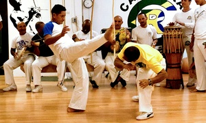 Capoeira Resistencia: Five or Ten Capoeira Classes at Capoeira Resistencia (Up to 84% Off)