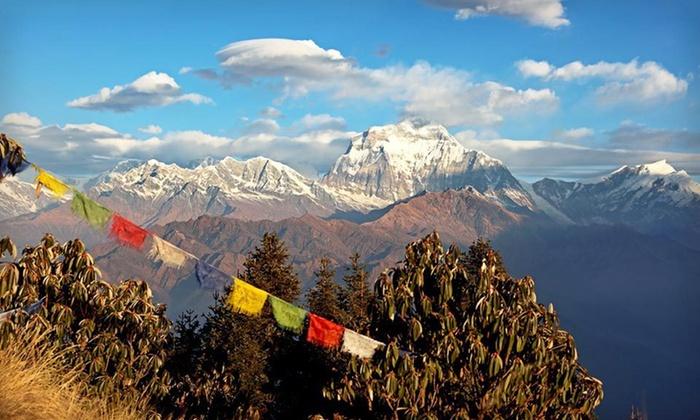 Nepal Trip with Himalayas Trek - Kathmandu: 12-Day Nepal Trip with Himalayas Trek from Bohemian Tours