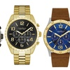 Caravelle New York by Bulova Men's Chronograph Watch Collection