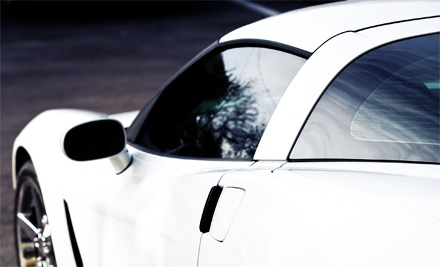 Window Tinting, Tint Removal, or Both at Alabama Solar Film (Up to 51% Off)
