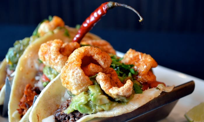 Los Tacos by Chef Omar - Pembroke Lakes South: $12 for $20 Worth of Mexican Food at Los Tacos by Chef Omar