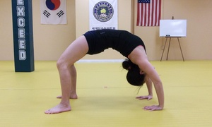 Iron Tree Yoga: 10 or 20 Group Ashtanga Yoga Classes at Iron Tree Yoga (Up to 66% Off)