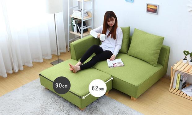 47 off 289 for blmg luri ii sofa bed worth 549 3 for Sofa bed 549 artek