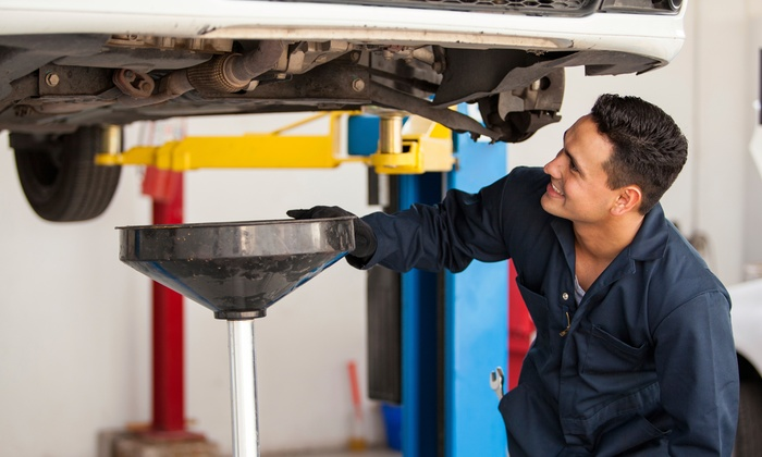Medford Fast Lube - Medford: Standard or Synthetic Oil Change or New York State Inspection or Both at Medford Fast Lube (Up to 55% Off)