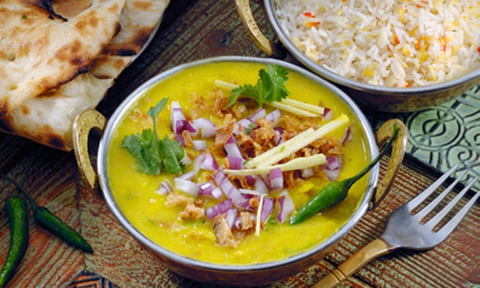 The Dhaba - Tempe: $20 for $40 Worth of Indian Cuisine on Sunday–Thursday or Friday–Saturday at The Dhaba