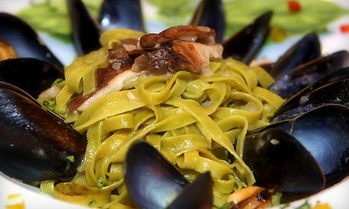 Tuscana West - Washington: $20 for $45 Worth of Italian Cuisine at Tuscana West