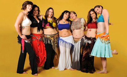10 or 20 Belly-Dancing <strong>Classes</strong> at <strong>Dance</strong> Life Studio and Fitness (Up to 77% Off)