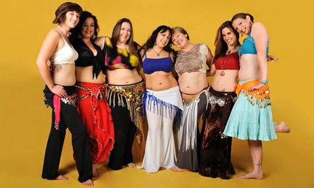 10 or 20 Belly-Dancing Classes at Dance Life Studio and Fitness (Up to 74% Off)