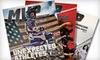 """MVP Sports Magazine"" - Topeka / Lawrence: One- or Two-Year Subscription to ""MVP Sports Magazine"" (Up to 52% Off)"