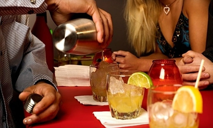 iAdventure.com - New York: $19 for Comfort-Food Appetizer and Six Bud Lights or Well Drinks at SideBar from iAdventure.com ($52 Value)