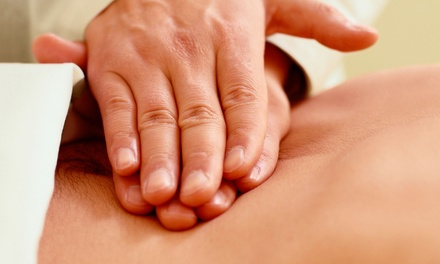 60- or 90-Minute Massage at Massage Center (Up to 63% Off)