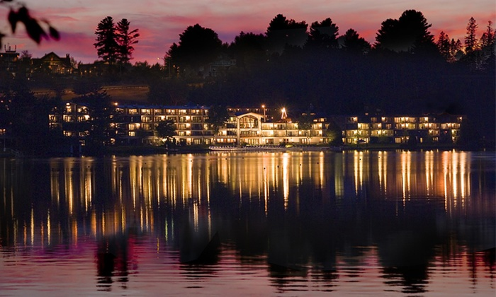 null - Ottawa: Stay at Golden Arrow Lakeside Resort in Lake Placid, NY