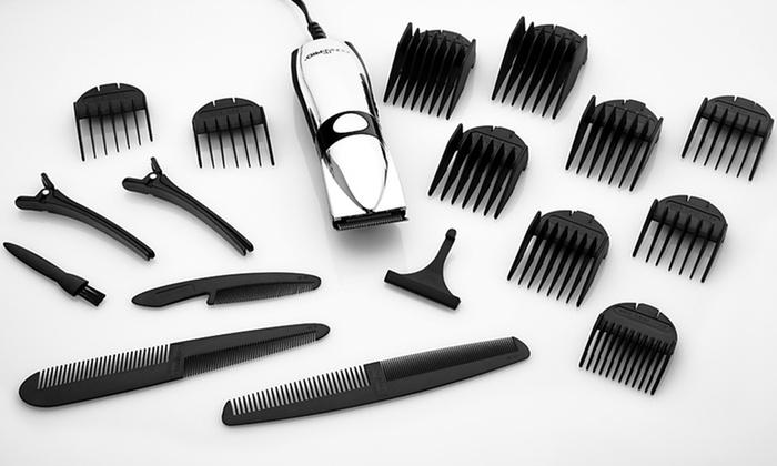 Conair Pro 20-Piece Haircut Kit with Detachable Blade: $24.99 for a Conair Pro 20-Piece Haircut Kit with a Detachable Blade ($49.99 List Price)
