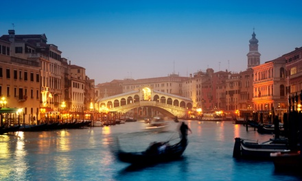Venezia: fino a 3 notti con colazione, welcome drink e ingresso al casino per 2 personeall'Hotel Tintoretto