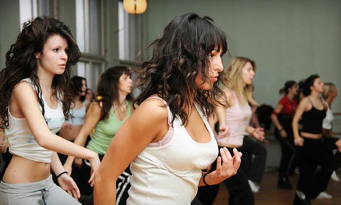 Studio 6 Ballroom - North End: 10 or 20 Zumba Classes at Studio 6 Ballroom (Up to 68% Off)