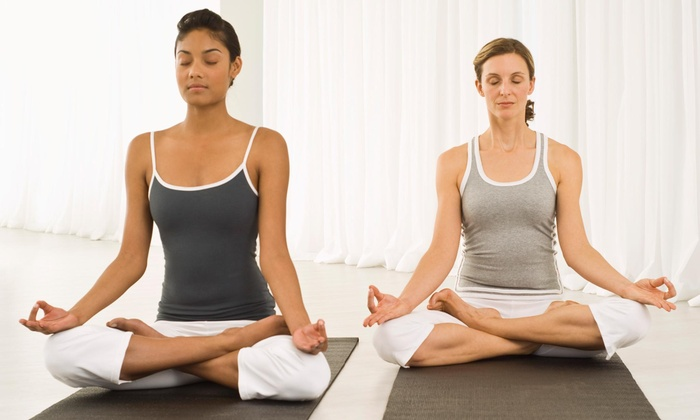 Houston Yoga Room - Neartown/ Montrose: Two Yoga Classes at Houston Yoga Room (64% Off)
