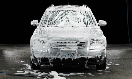 $20 for Platinum Car Wash with Rain-X Treatments at Hesperian 100% Hand Carwash ($42.99 Value)
