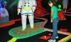 Up to 52% Off Mini Golf at Laser Planet