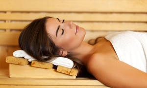 Wellness Within Me: 3, 5, or 10 Infrared Sauna Sessions at Wellness Within Me (Up to 69% Off)