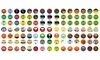 Sampler of 105 Single-Serve Drink Pods: 105-Count Sampler of Single-Serve Drink Pods
