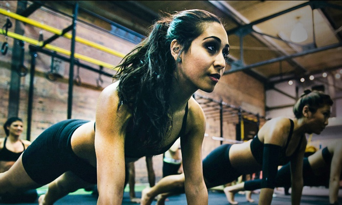 Alpha Obstacle Training - Port Lands: One, Five, or Ten Obstacle-Race Group Training Sessions at Alpha Obstacle Training (Up to 80% Off)