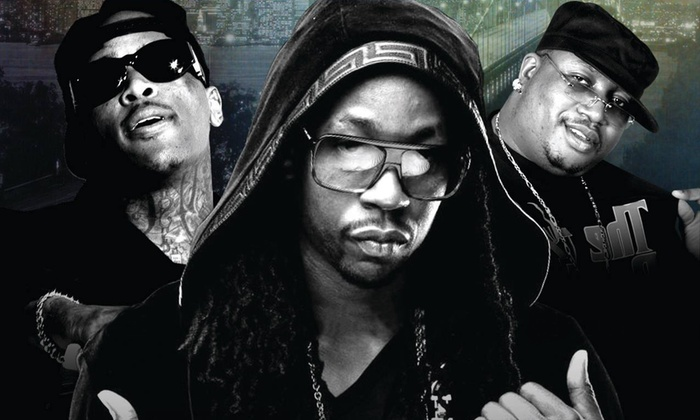 Golden State MusicFest feat. 2 Chainz - Stockton Arena: Golden State MusicFest featuring 2Chainz, YG, E-40 & Adrian Marcel on Friday, October 3 (Up to 51% Off)