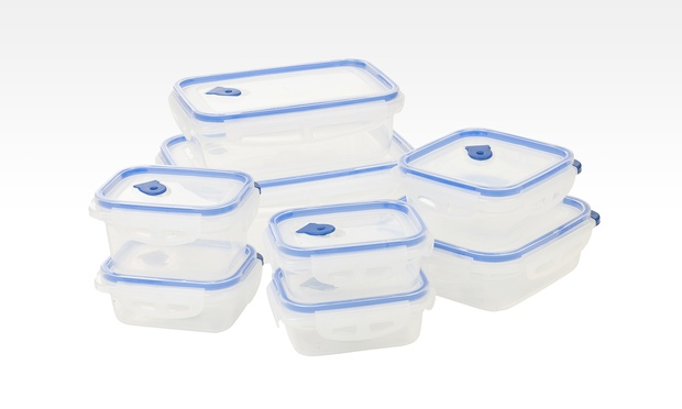Blue Food Container Groupon Goods Global Gmbh