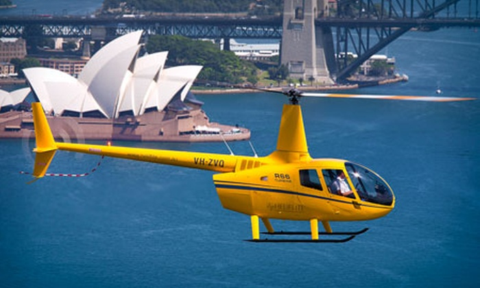Bankstown Helicopters Sydney Deal Of The Day  Groupon Sydney