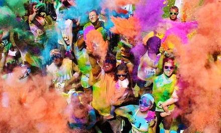 $29 for Color Me Rad 5K Entry on Saturday, March 7 ($55 Value)